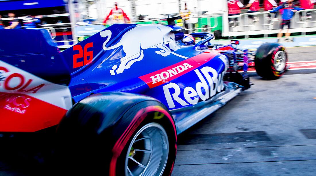 Daniil Kvyat - Formel 1 - GP Australien 2019