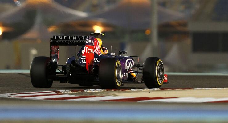 Daniil Kvyat - GP Bahrain 2015