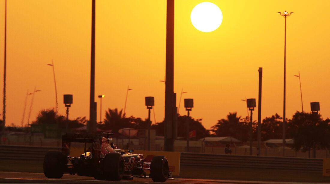 Daniil Kvyat - Toro Rosso - Formel 1 - GP Abu Dhabi - 26. November 2016