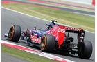 Daniil Kvyat - Toro Rosso - Formel 1 - GP England - Silverstone - 4. Juli 2014