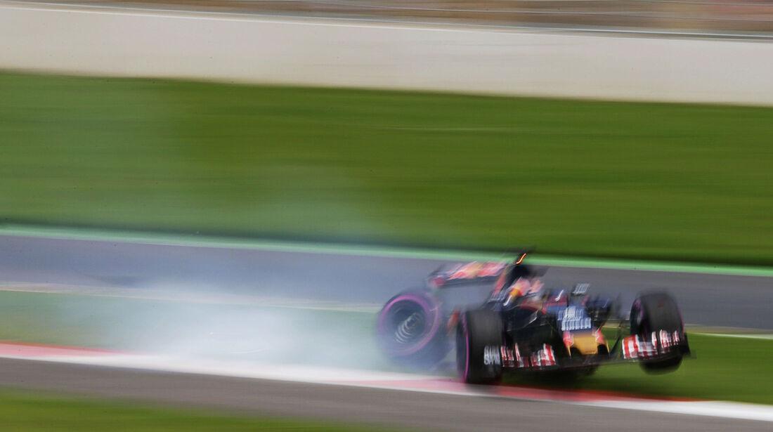 Daniil Kvyat - Toro Rosso - Formel 1 - GP Österreich - 2. Juli 2016