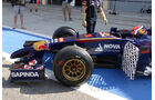Daniil Kvyat - Toro Rosso - Formel 1 - Test - Bahrain - 1. März 2014