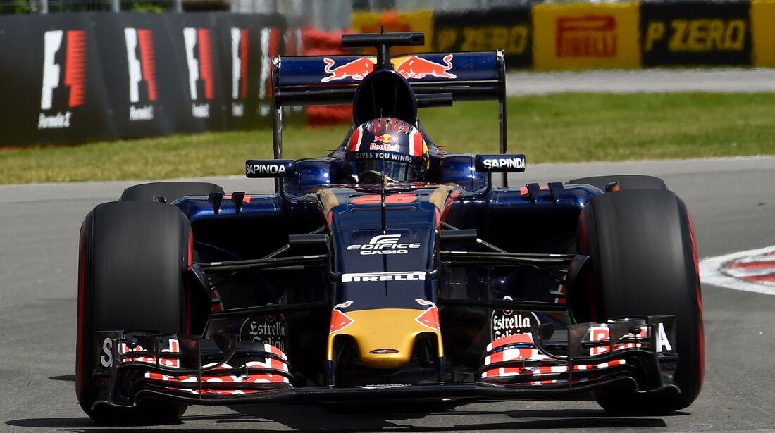 Daniil Kvyat - Toro Rosso - GP Kanada - Montreal - Freitag - 10.6.2016