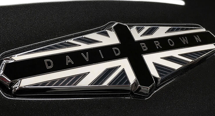 David Brown Grand Tourer Teaser