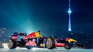 David Coulthard - Baku 2012