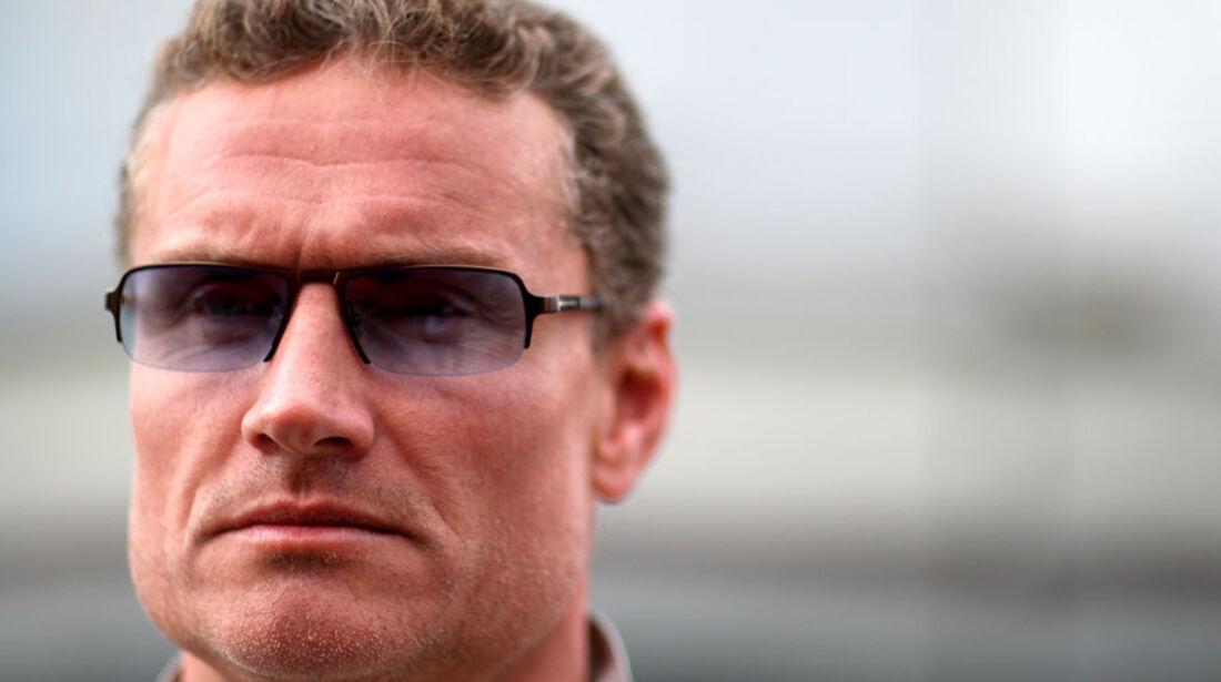 David Coulthard - GP England - Qualifying - 9. Juli 2011