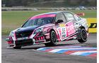 David Pinkney - Vauxhall Vectra - BTCC - 2010