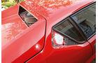 De Tomaso Pantera GR. 4, Heckfenster