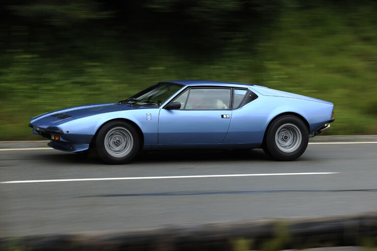 De Tomaso Pantera L >> De Tomaso Pantera Kaufberatung: Supersportler für den Alltag - auto motor und sport