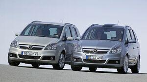 Der Opel Zafira wird derzeit noch im Werk in Bochum gebaut.