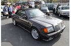 Der beste Mercedes W124 der Techno Classica