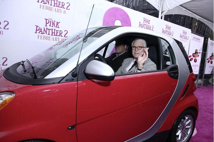 Der rosarote Panther Smart