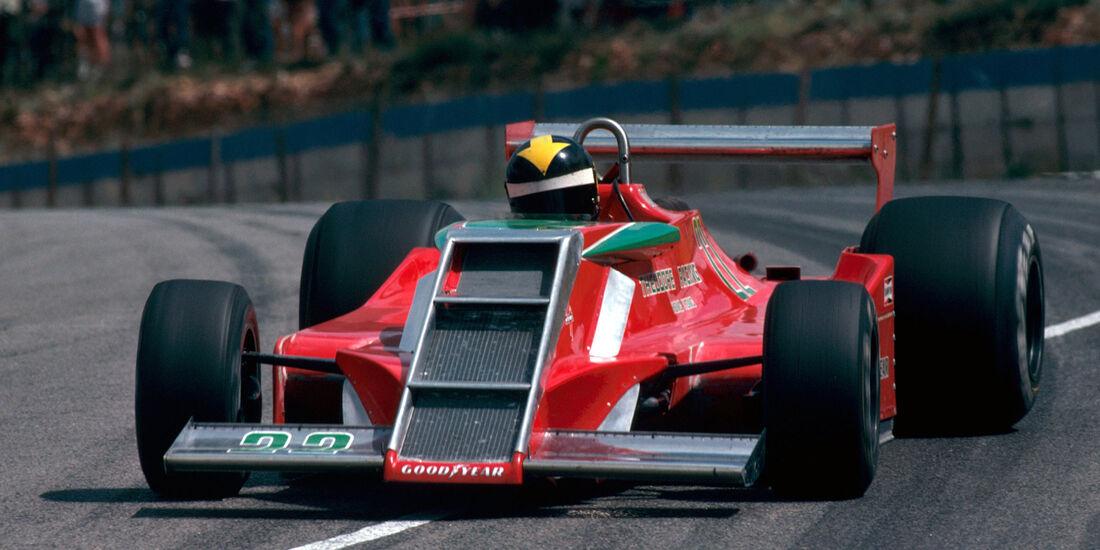 Derek Daly - Ensign N179 - Kyalami 1979