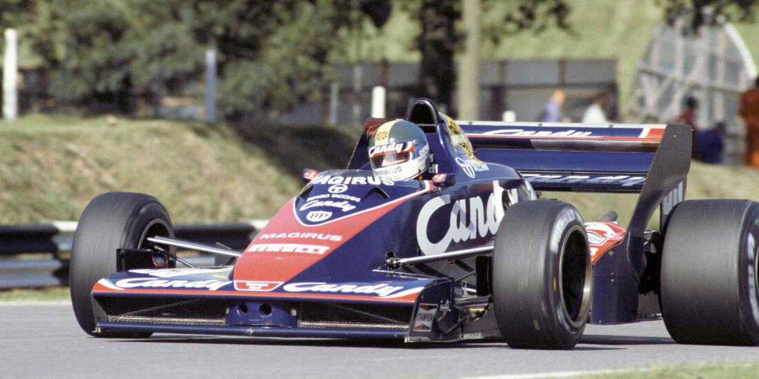 Derek Warwick - Toleman TG183