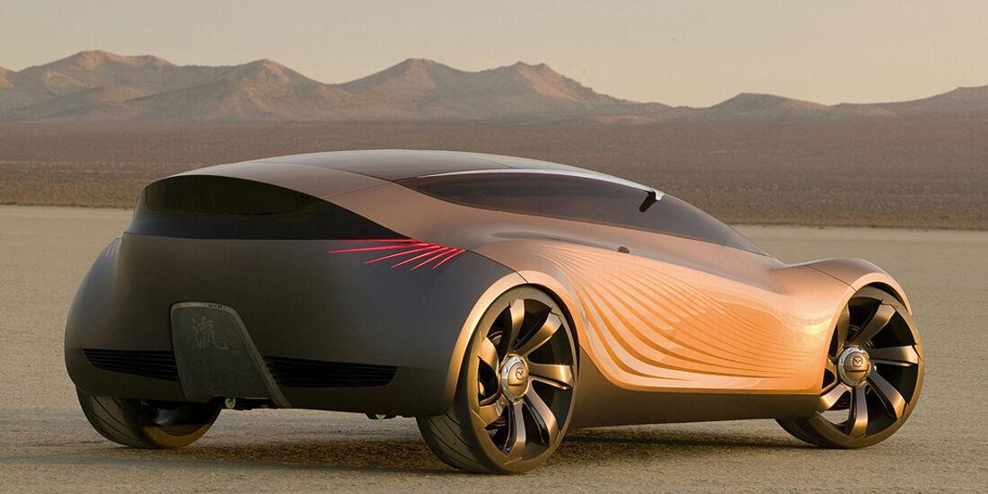 Designer, Laurens van den Acker, Mazda Nagare