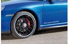 Detail, Rad, Schriftzug, Porsche 911 Carrera 4 GTS Cabrio