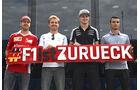 Deutsche Piloten - Werbung für Hockenheim - GP Spanien 2016