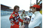 Didier Pironi Niki Lauda 1982