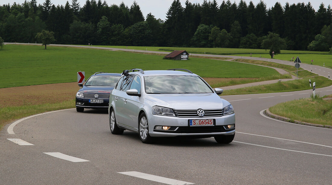 Diesel Nachrüstung SCR-Kat VW Passat