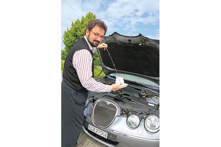 Dieselmotoren, Ölverbrauch, Rußfilter