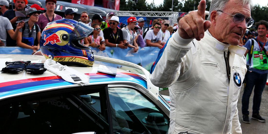 Dieter Quester - Legendenparade - GP Österreich 2017 - Spielberg