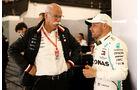 Dieter Zetsche & Valtteri Bottas - Mercedes - Formel 1 - GP Spanien - Barcelona - 11. Mai 2019