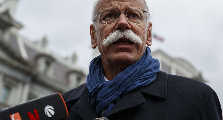 Dieter Zetsche Washington USA