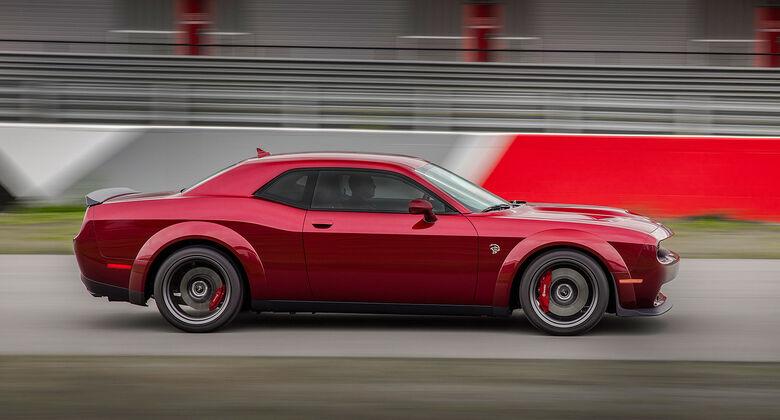 Dodge - auto motor und sport