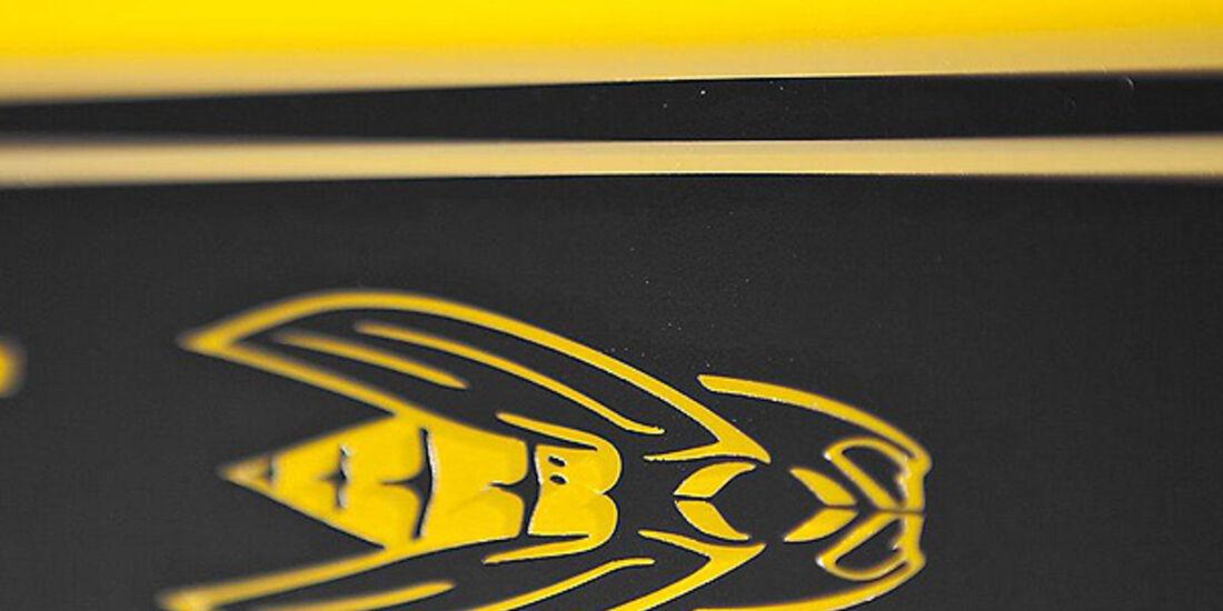 Dodge Challenger SRT8 Super Bee, Biene