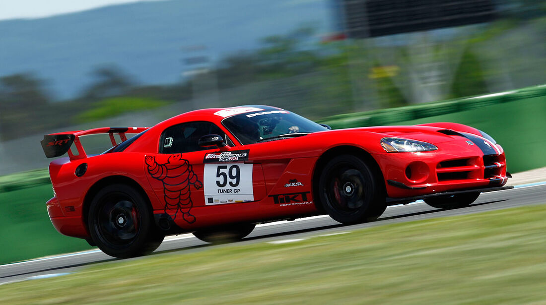 Dodge Viper ACR, TunerGP 2012, High Performance Days 2012, Hockenheimring