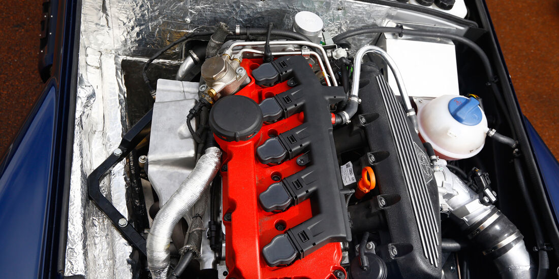Donkervoort D8 GTO Performance, Motor