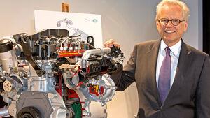 Dr. Wolfgang Ziebart, Motor