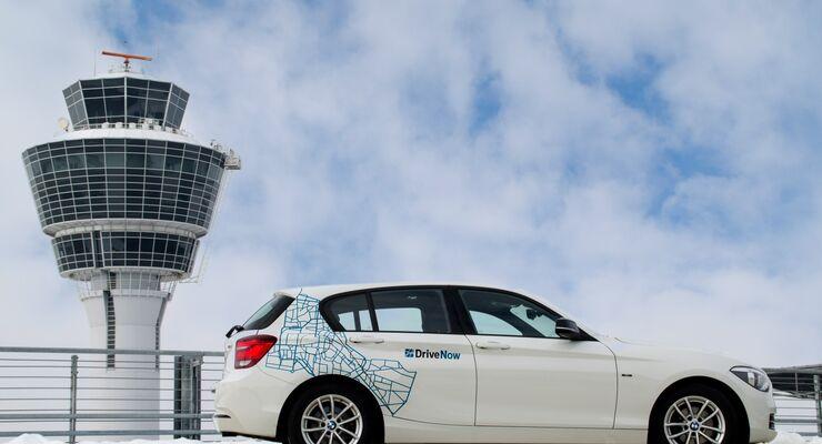 Drei Jahre nach dem Start von DriveNow hat BMW die Gewinnschwelle erreicht.