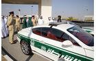 Dubai Police Cars - Polizeiautos Dubai