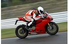Ducati 1199 Panigale S, Seitenansicht