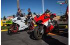 Ducati Bikes - Supercar-Show - Newport Beach - Oktober 2016