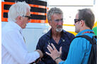 Eddie Jordan - Charlie Whiting - Rubens Barrichello   - Formel 1 - GP Italien - 6. September 2014
