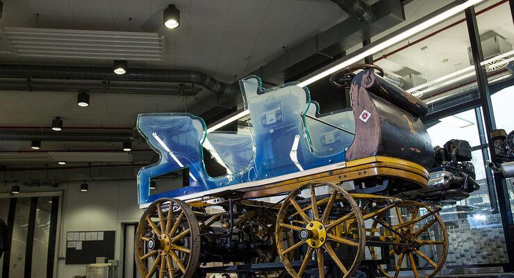 Egger-Lohner-Elektromobil Modell C.2 Phaeton