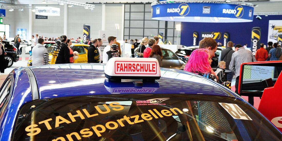 Eibach, Subaru Impreza WRX Sti, Tuning World Bodensee 2014