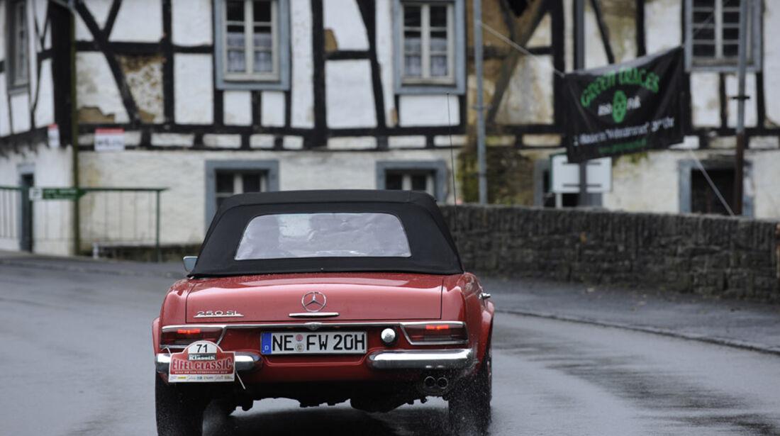 Eifel Classic 2010 - Mercedes-Benz C107