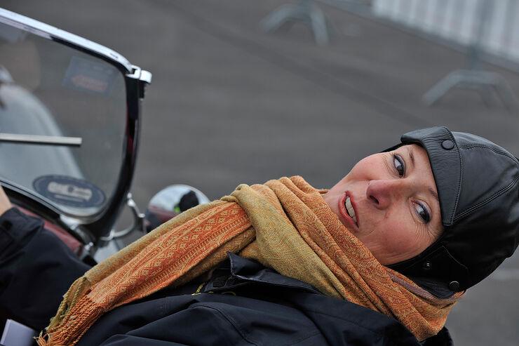 Eifel Classic 2012, Tag 1, Hardy Mutschler