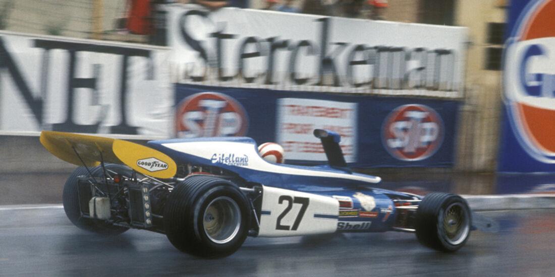 Eifelland F1 1972