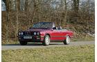 Einkaufsführer, BMW E30 Cabrio, Front