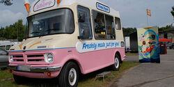 Eisauto Mr. Whippy