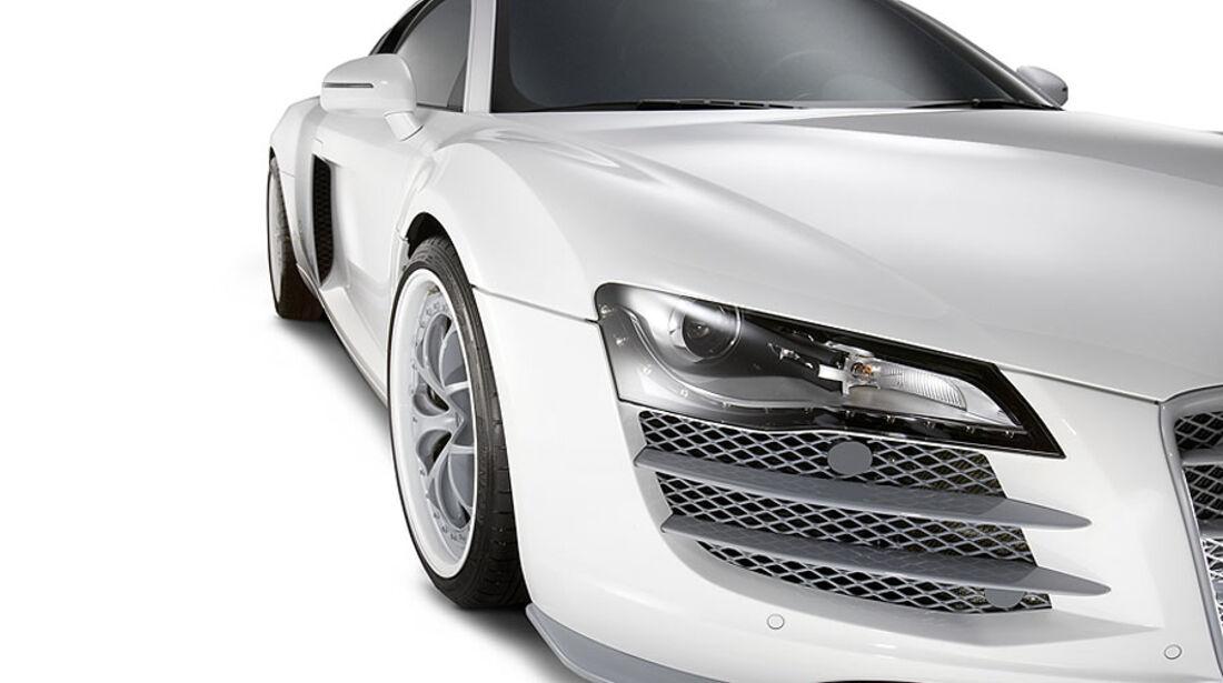 Eisenmann Audi R8 Seite