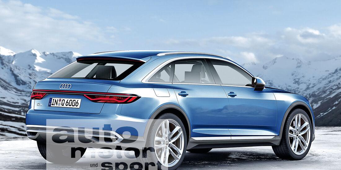 Elektro-Audi C-BEV