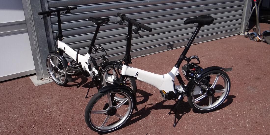 Elektro-Bikes - GP Monaco - 23. Mai 2012
