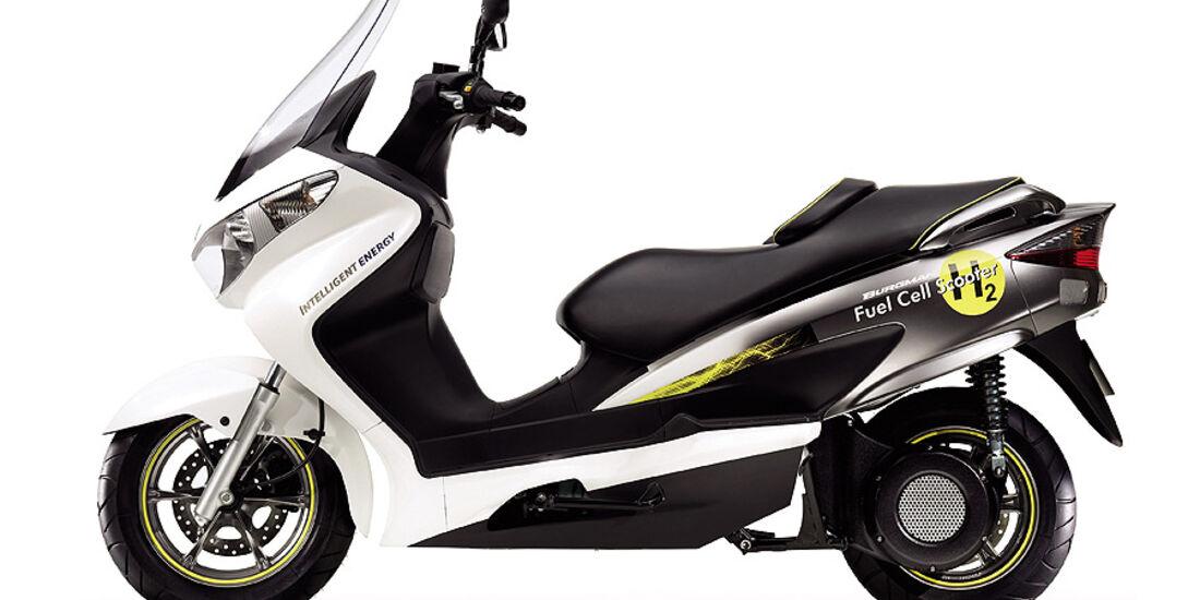 Elektro-Roller  Suzuki Burgman