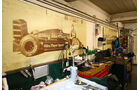 Elio de Angelis - Classic Team Lotus - Lotus Workshop - Werkstatt - Hethel - England