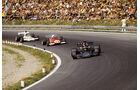 Emerson Fittipaldi - Lotus 72 - Clay Regazzoni - Ferrari 312B2 - Denny Hulme - McLaren M19C - Österreichring 1972